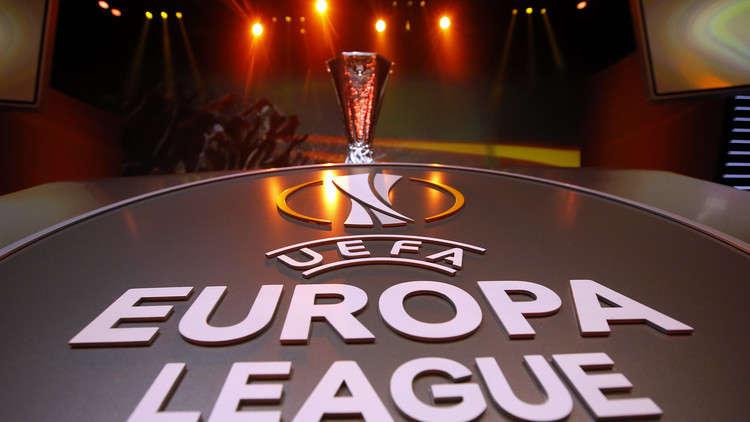 قرعة ربع نهائي الدوري الأوروبي تسفر عن مواجهات مثيرة
