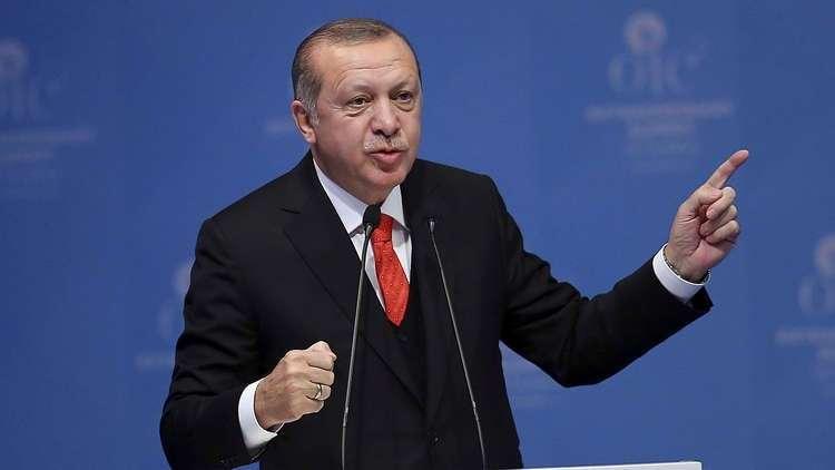 أردوغان: على واشنطن إخلاء شرق الفرات من الإرهابيين إذا أرادت التعاون مع أنقرة