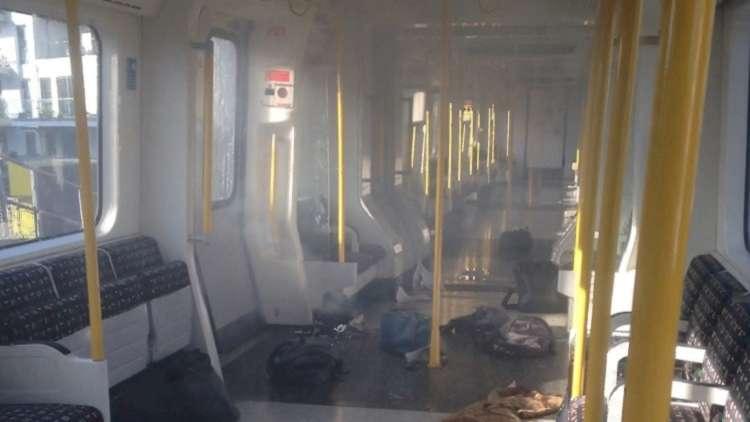 بريطانيا.. إدانة طالب لجوء عراقي بتفجير قطار أنفاق في لندن