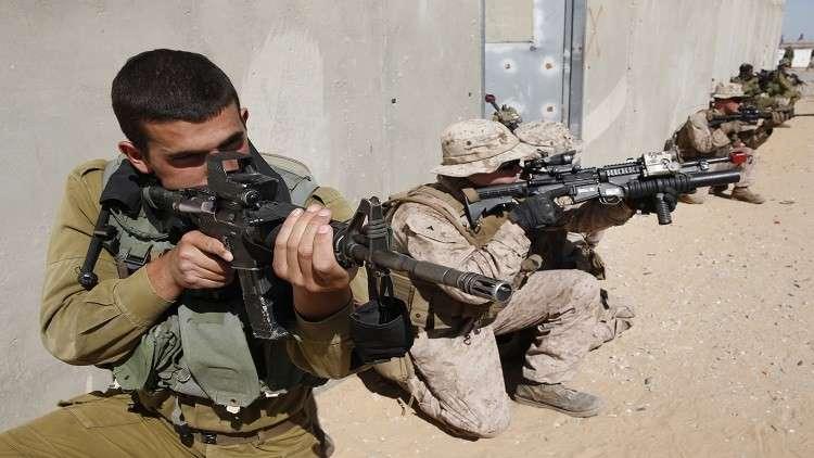 الجيش الإسرائيلي يتدرب على سيناريو تدخل روسي ضده في سوريا