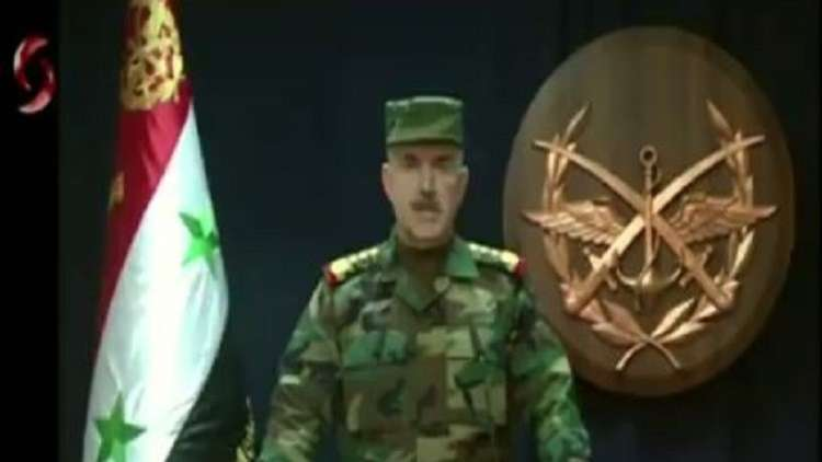 بيان الجيش السوري حول عملياته في الغوطة الشرقية
