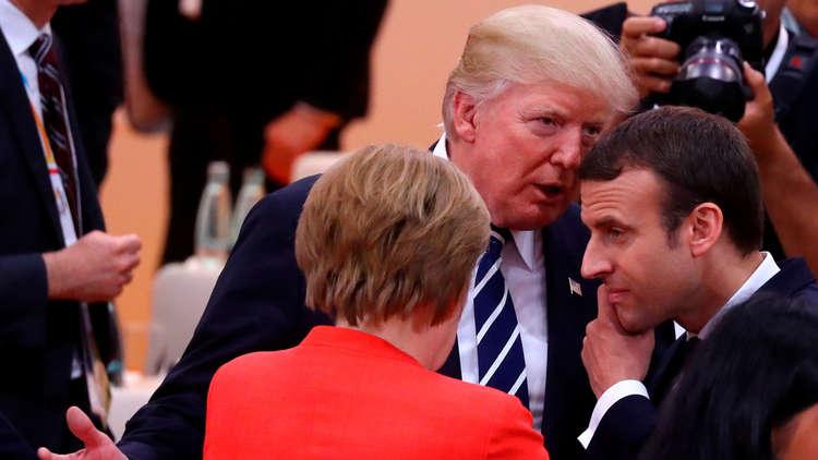 بريطانيا وفرنسا وألمانيا تقترح فرض عقوبات أوروبية جديدة على إيران لإرضاء ترامب