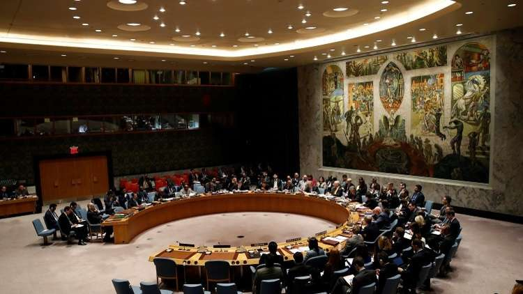 مجلس الأمن يجتمع للمرة الرابعة في شهر لبحث الملف السوري