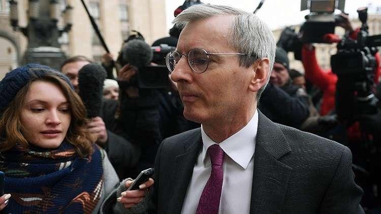 روسيا ترد على بريطانيا بالمثل وتطرد 23 دبلوماسيا