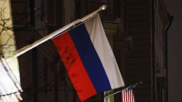 جسم أمريكي طائر حوّم فوق السفارة الروسية