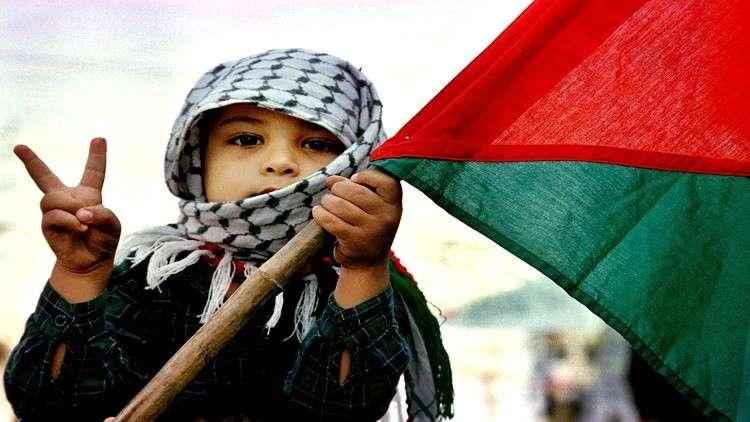 الفلسطينيون يحضرون لمسيرة