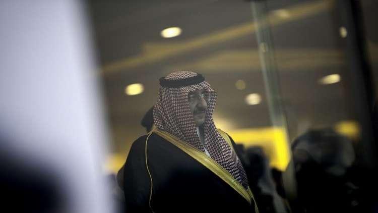 محمد بن نايف يظهر مع الصقور!