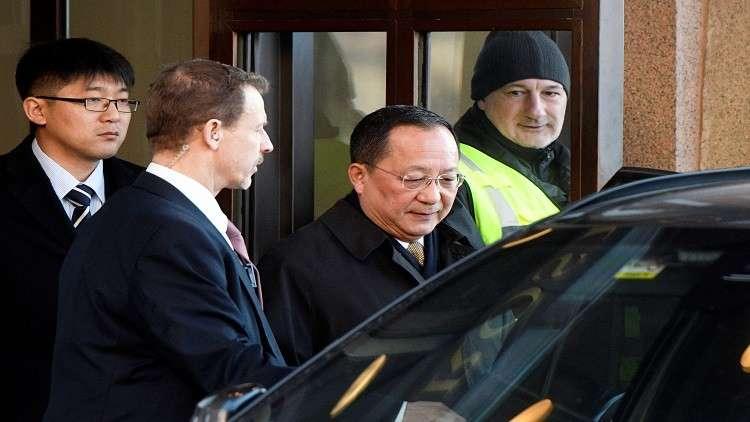 انتهاء جولة جديدة من الوساطة السويدية بين واشنطن وبيونغ يانغ