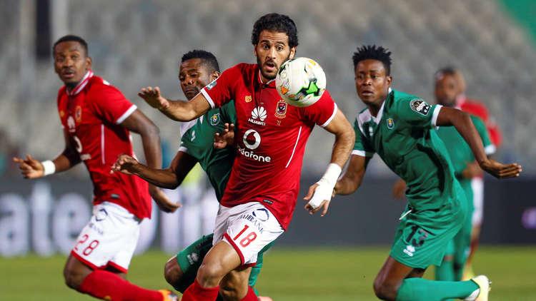 الأهلي المصري يتأهل إلى دور المجموعات في دوري أبطال أفريقيا