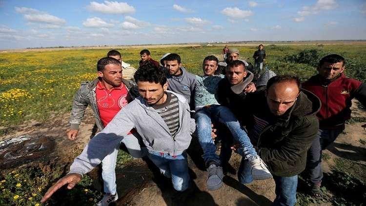 انفجار عبوة ناسفة عند الحدود بين إسرائيل وقطاع غزة
