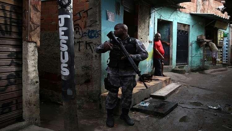 مقتل طفل في ريو دي جانيرو يثير هلع الحكومة