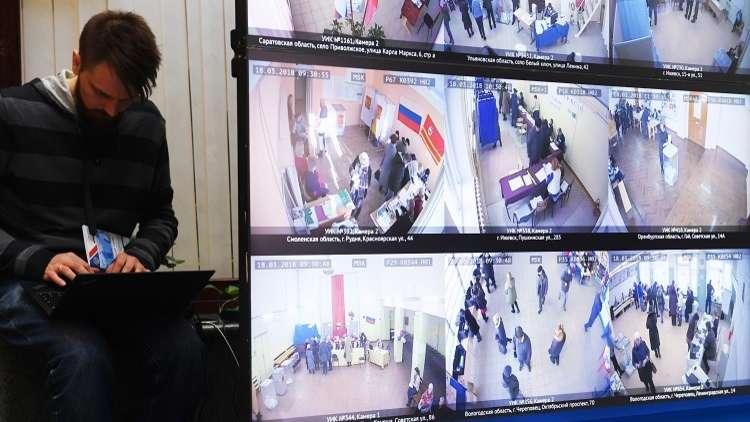 لجنة الانتخابات الروسية: أحبطنا هجمات إلكترونية على موقعنا شنّت من 15 بلدا