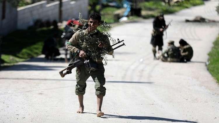 الصور الأولى من مركز عفرين بعد سيطرة قوات
