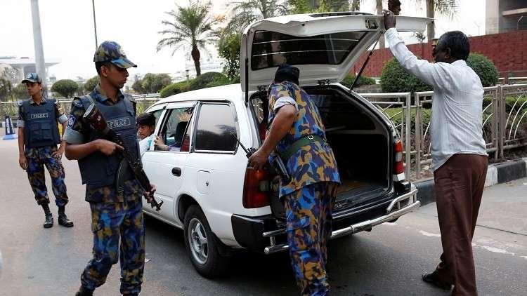 الحكم بإعدام 7 متشددين في بنغلادش