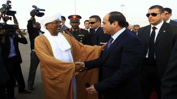 البشير يزور القاهرة للقاء السيسي