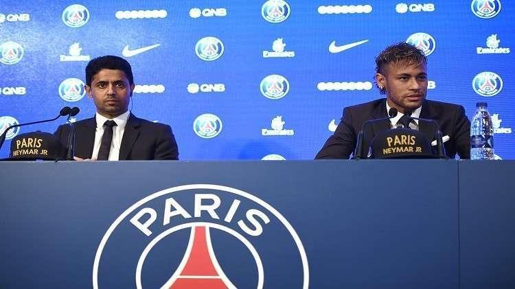 هل اشترط نيمار زيادة راتبه للبقاء في باريس؟