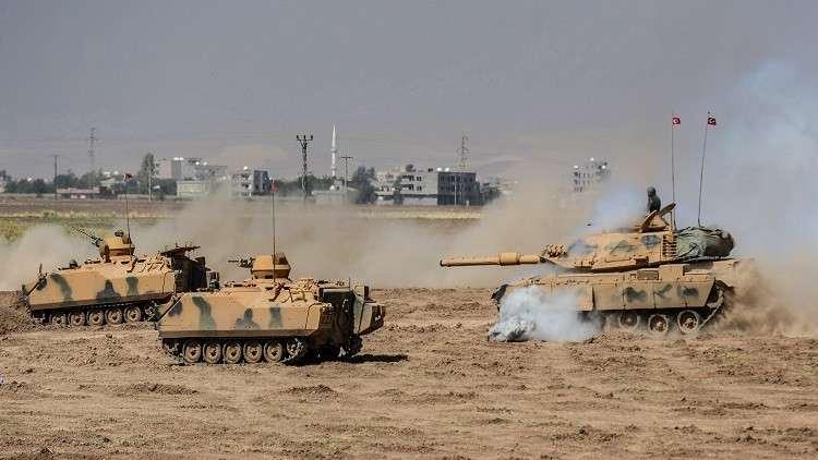 بالصور.. القوات التركية تتوغل داخل أراضي العراق