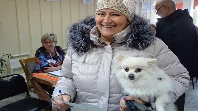 وقائع وطرائف الانتخابات الرئاسية الروسية
