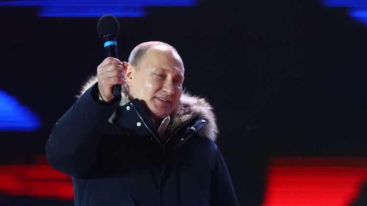 بوتين يدعو للحفاظ على وحدة روسيا