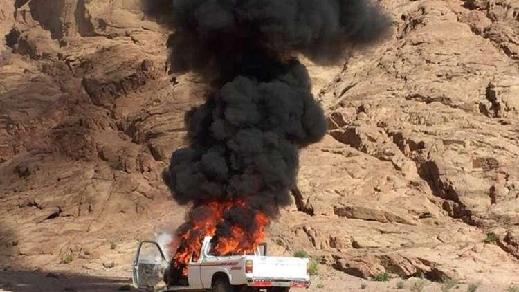 الجيش المصري يعلن تصفية 36 إرهابيا ضمن عمليات سيناء