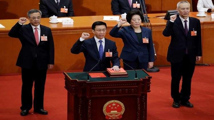 تشكيل جديد للحكومة الصينية بعد انتخاب شي جين بينغ رئيسا للبلاد