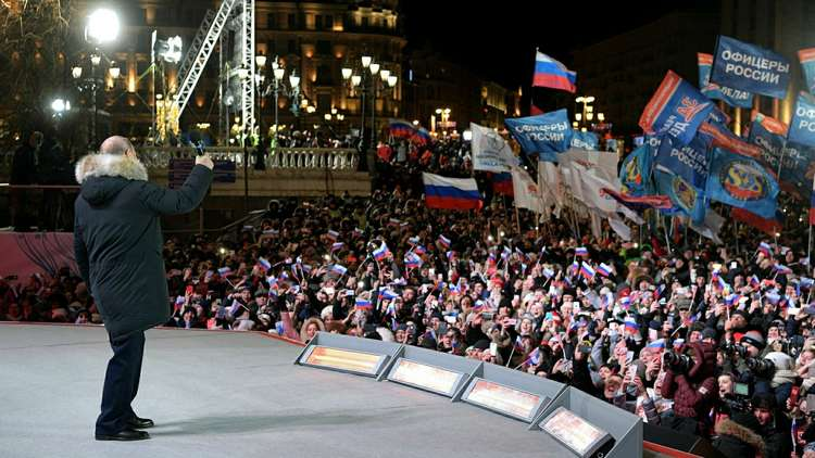 روسيا: فشل الليبراليين.. وناخبو بوتين ينتظرون منه ثورة!