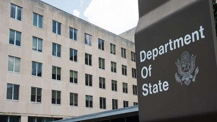الخارجية الأمريكية: واشنطن قلقة بشدة من التقارير الواردة من عفرين