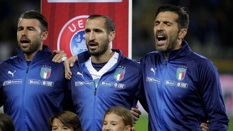 استبعاد كيليني من منتخب إيطاليا