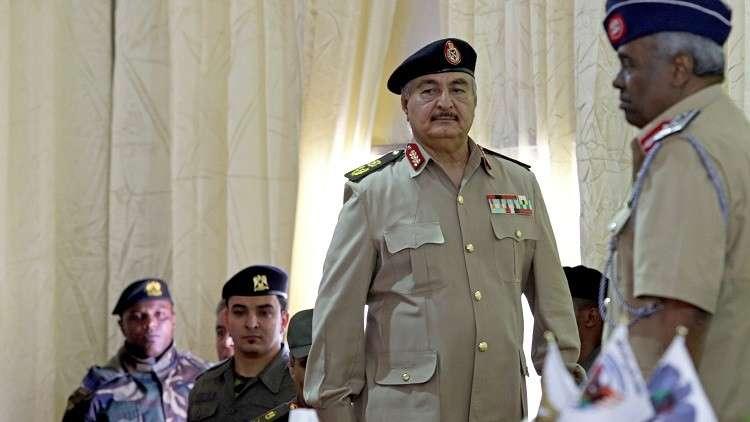 قوات حفتر تبدأ عملية عسكرية في الجنوب الليبي