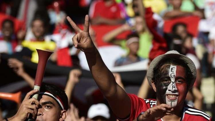 الكشف عن طائرة المنتخب المصري لمونديال روسيا 2018 وصلاح يزيّنها!