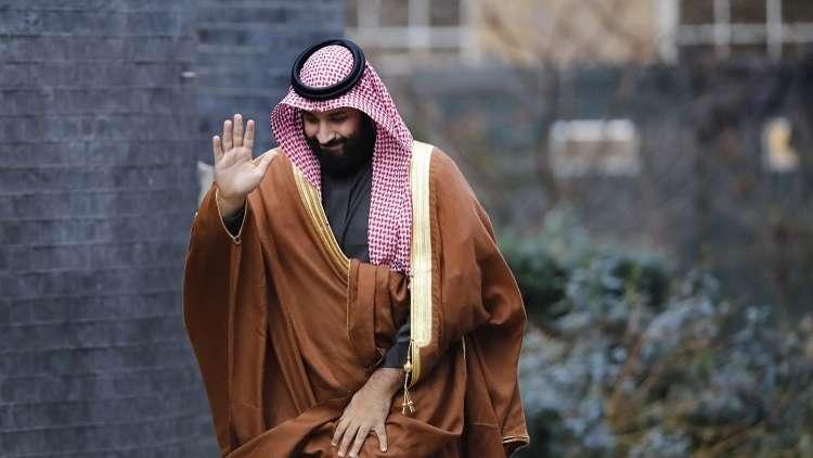 الصور الأولى لمحمد بن سلمان في واشنطن