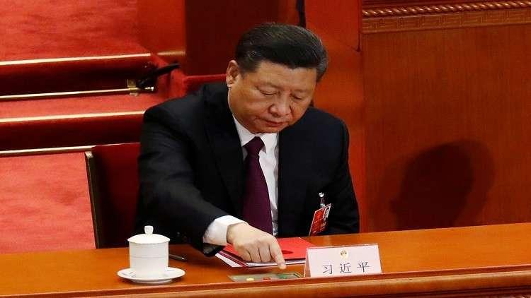 الرئيس الصيني يحذر تايوان من عقاب تاريخي