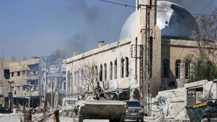 تقرير ينصح واشنطن: عاقبي روسيا بالانسحاب من سوريا!
