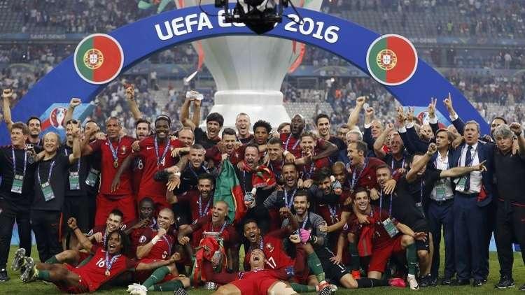 رونالدو بزي البرتغال الجديد لمونديال 2018 قبل مواجهة الفراعنة