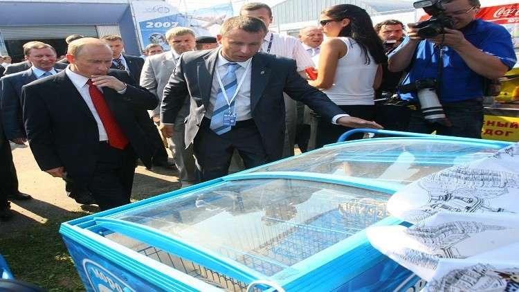 مثلجات بوتين تكتسح السوق!