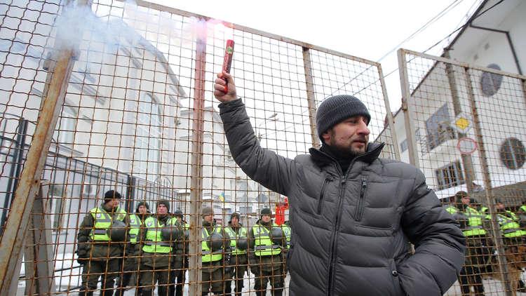 البرلمان الروسي يطالب بإدانة كييف على حرمان الروس من التصويت