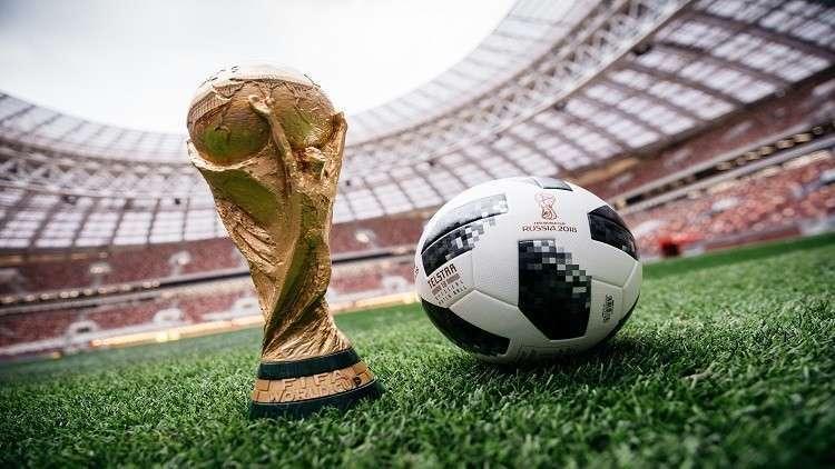 مباراة افتتاح مونديال روسيا قد تشهد حدثا فريدا