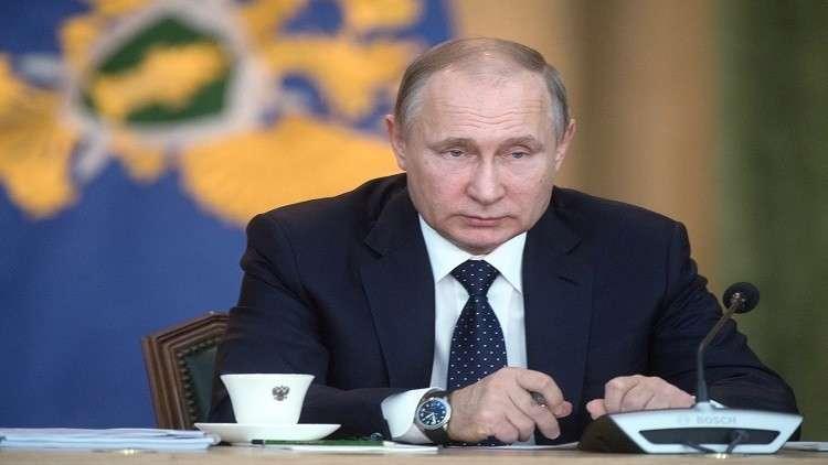 ينصحون بوتين بتخفيض حدة خطابه الحربي