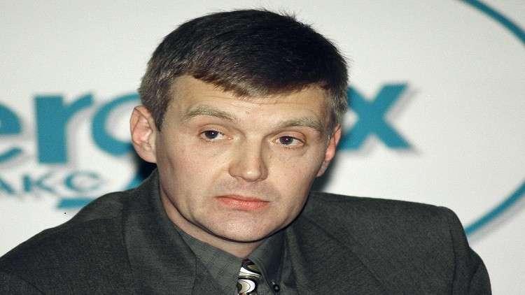 والد ألكسندر ليتفينينكو يكشف اسم قاتل ابنه