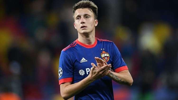 لاعب روسي ضمن قائمة أفضل 5 مواهب في مونديال 2018