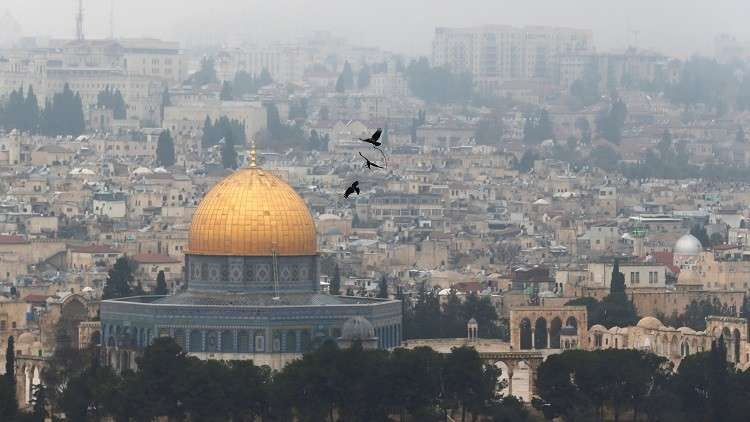 تل أبيب تعفي السفارة الأمريكية من رسوم البناء