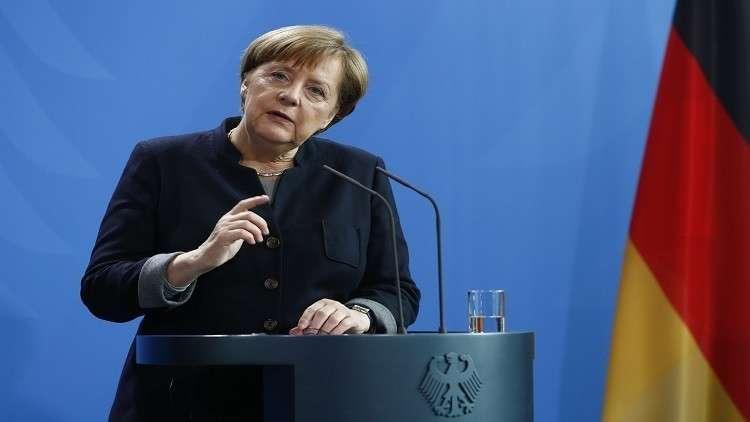 ميركل: على ألمانيا إقامة علاقة جديدة مع روسيا