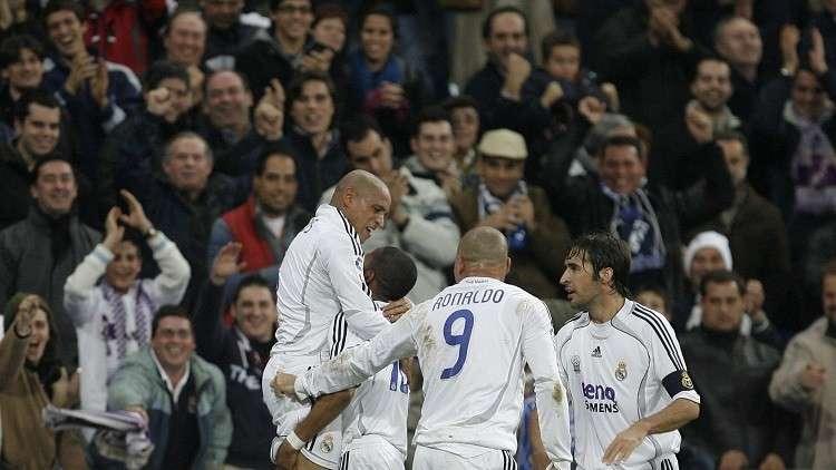 نجم سابق في ريال مدريد يشرد طفليه!