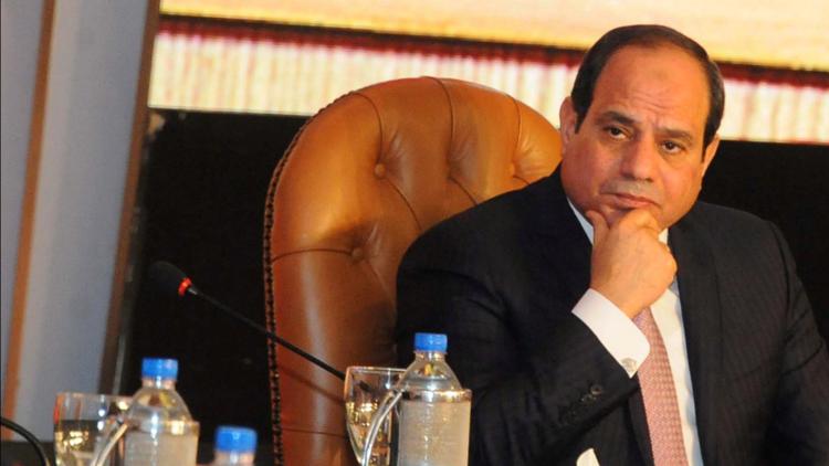 السيسي يقيل محافظ المنوفية ونائبة محافظ الإسكندرية