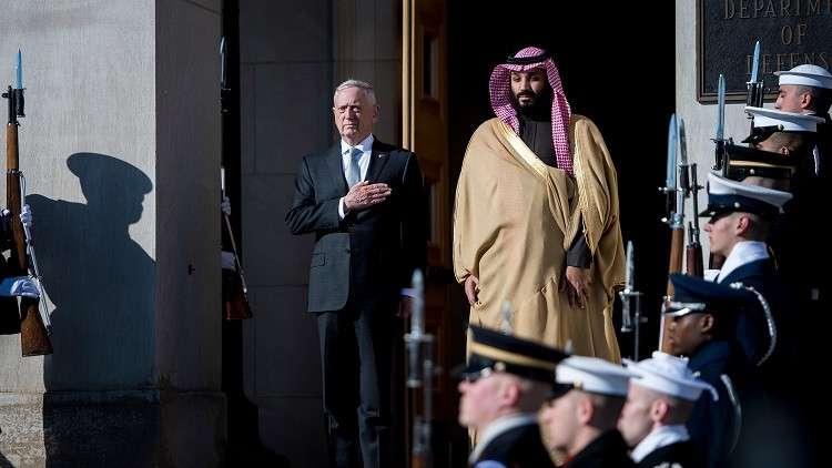 وزير الدفاع الأمريكي: السعودية جزء من الحل في اليمن