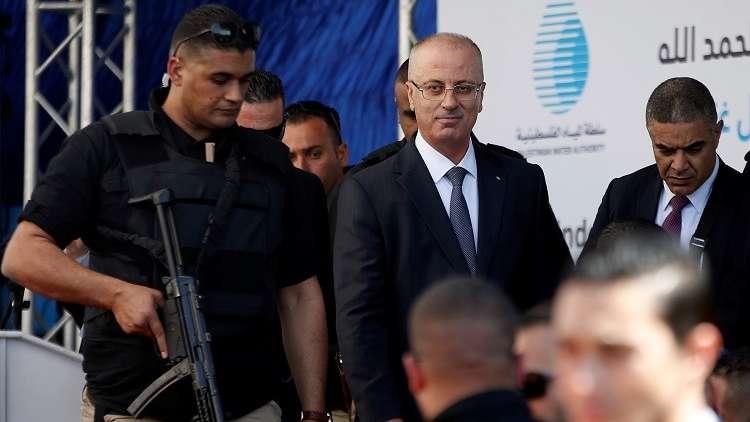 الحكومة الفلسطينية: حماس ترسم وتنفذ سيناريوهات مشوهة حول محاولة اغتيال الحمد الله