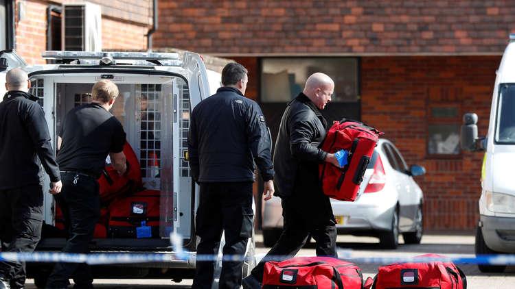 القضاء البريطاني يسمح بتقديم عينات دم سكريبال وابنته لمنظمة حظر الأسلحة الكيميائية