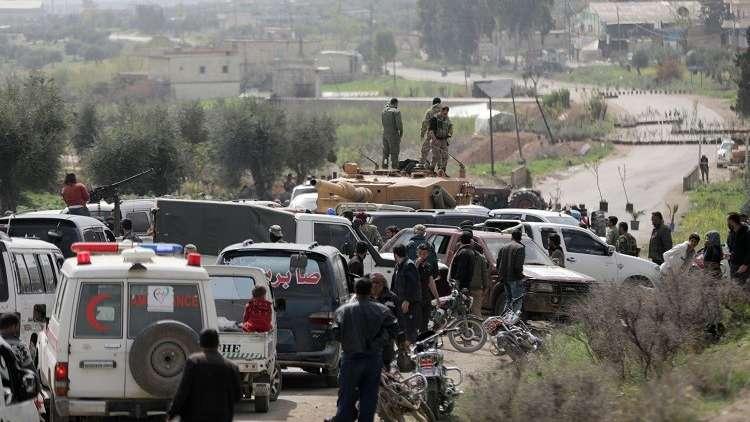 مقتل 3 جنود أتراك في عفرين بانفجار قنبلة يدوية الصنع