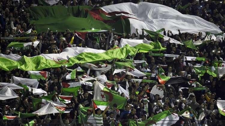 فيديو.. الجزائر تكتسح تنزانيا