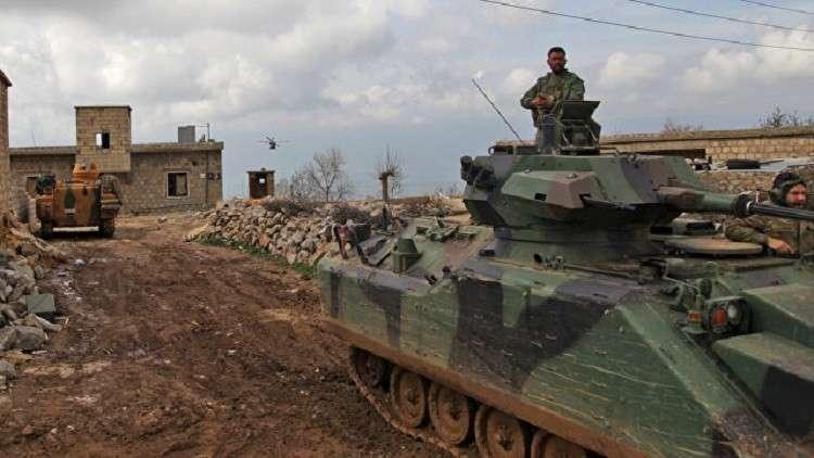 التحالف الدولي ينتقد هجوم تركيا على عفرين وينفي علمه بتفاهم معها حول منبج